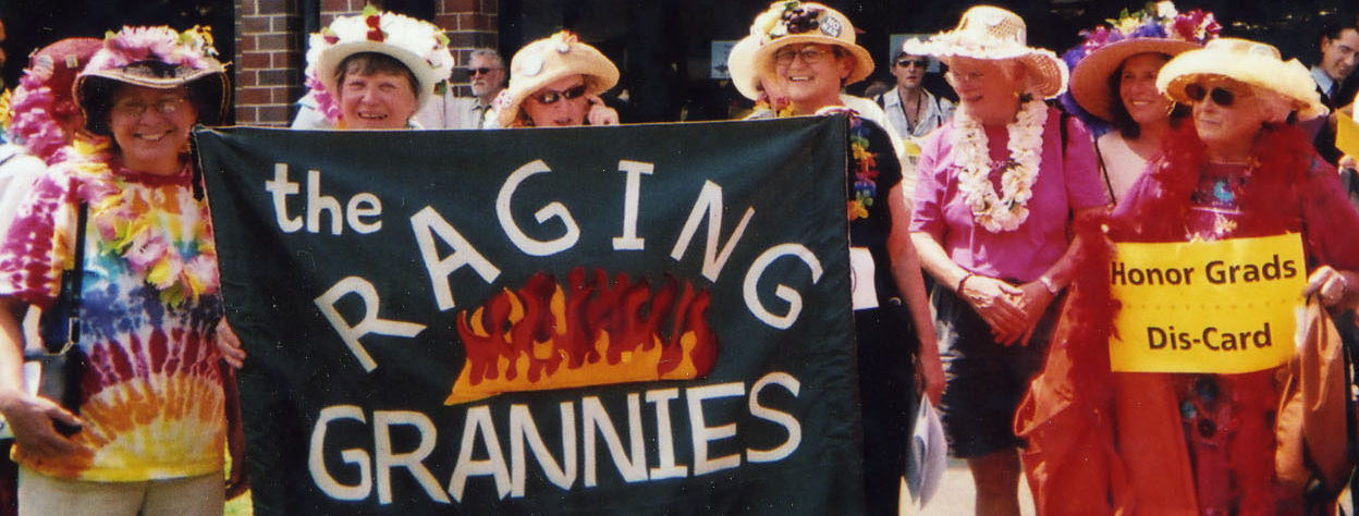 WESTERN MASS RAGING GRANNIES